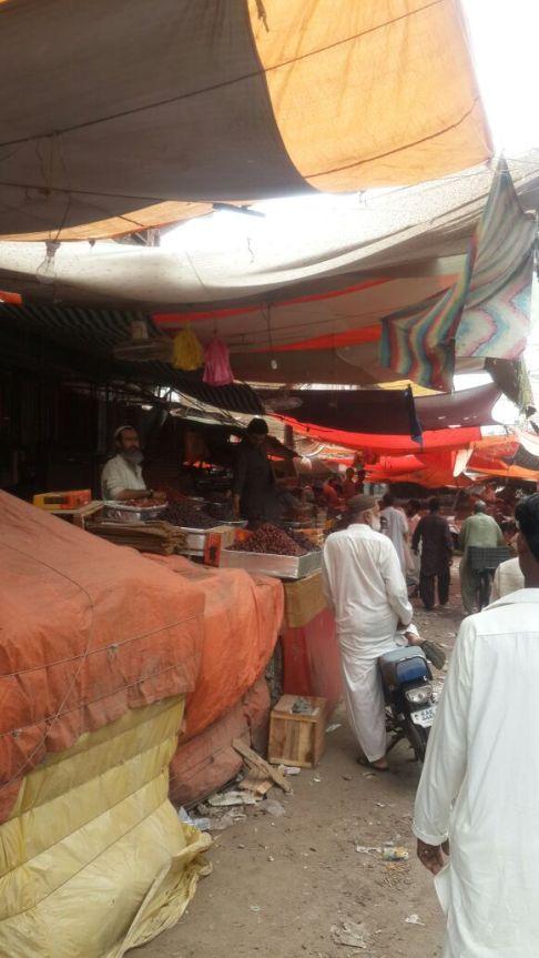 Khujoor Bazaar, Lyari